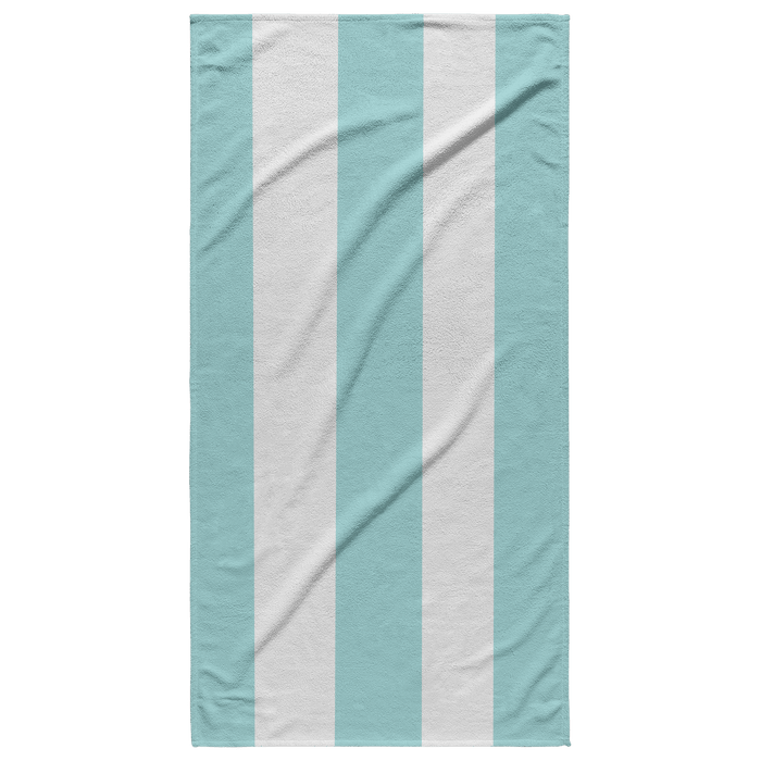 Ocean Green Towel - Vizionaryfocus Top Shelf