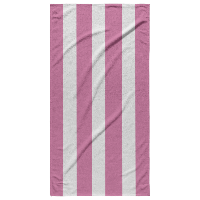 Pink Beach Towel - Vizionaryfocus Top Shelf