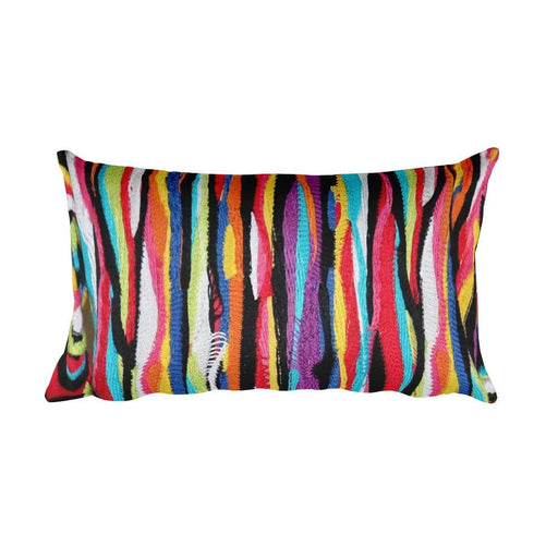 Rectangular Pillow - Vizionaryfocus Top Shelf