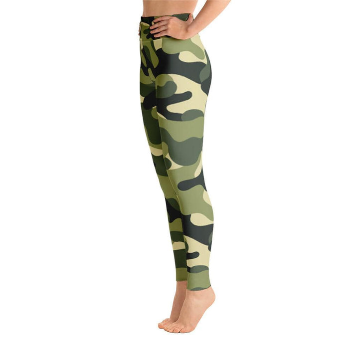 Yoga Leggings - Vizionaryfocus Top Shelf