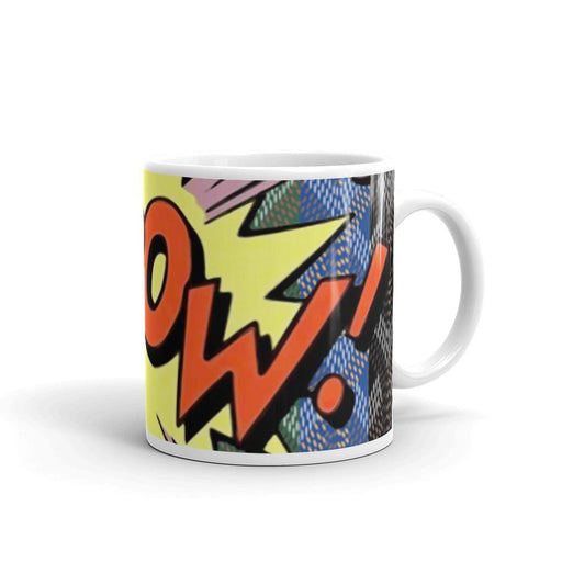 Mug - Vizionaryfocus Top Shelf