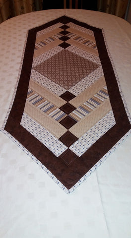Chevron Runner Pattern