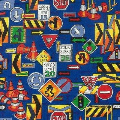 Traffic ROAD SIGNS