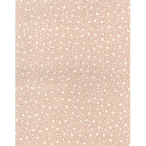 Winter Playground - Stitched Stars - 31910- 11 Beige/Cream