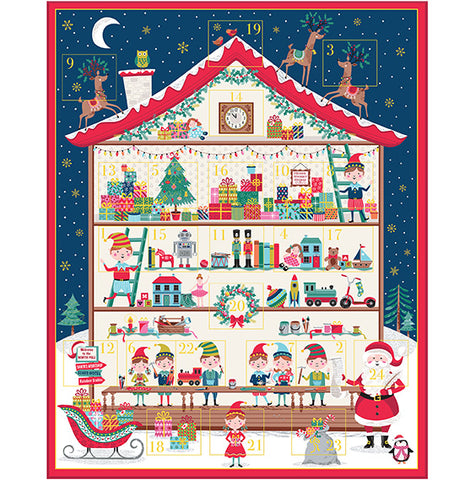 Advent Calendar - Santas Workshop