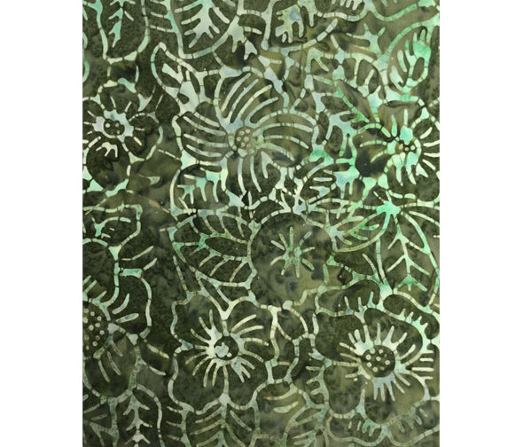 Sew Simple Batik SSHH349-28C Green