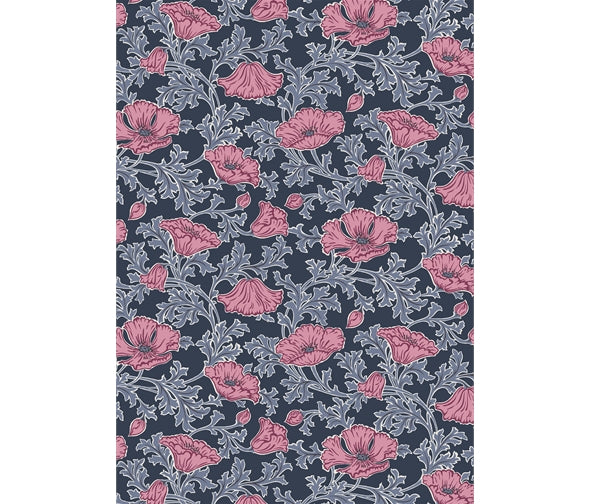 Winterbourne - Beatrice Poppy - Pink (731A)