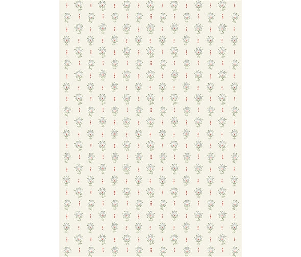 Winterbourne - Millefleur Tulip Warm Green (744B)