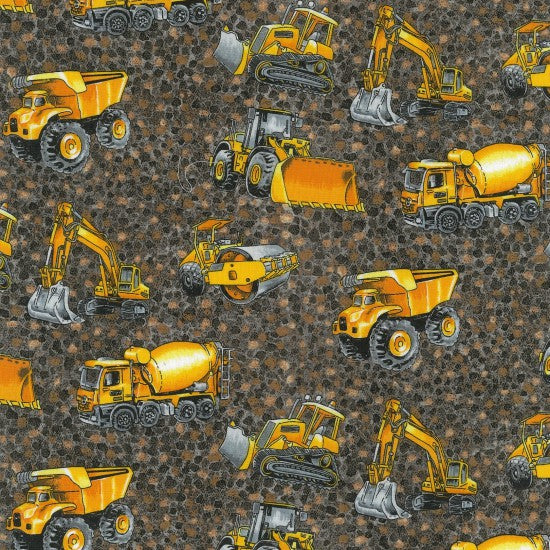 Trucks and Diggers (scatter)