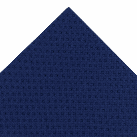 AIDA FABRIC - 14 count - Navy