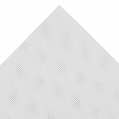 AIDA FABRIC - 16 count - White
