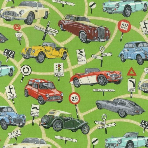 CLASSIC CARS - scatter