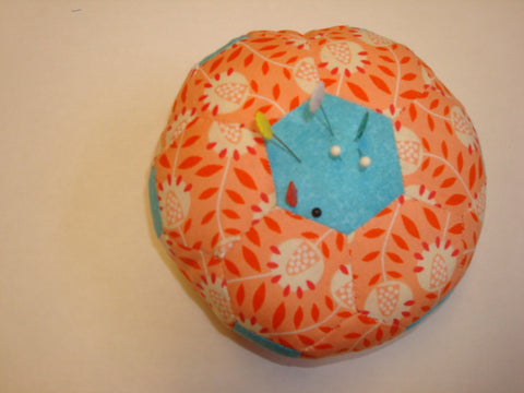 Paper Pieced Pin Cushion Kit