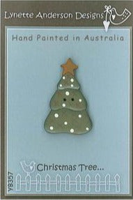Lynette Anderson's Christmas Tree Button pack