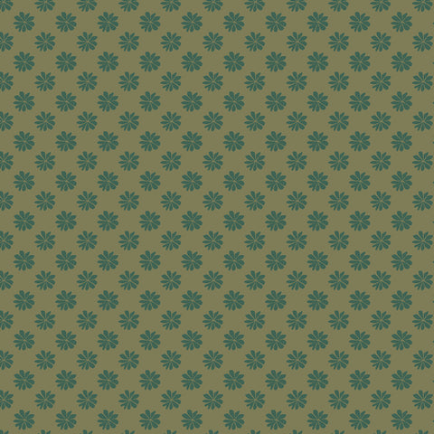 The English Garden - Floral Dots 603X