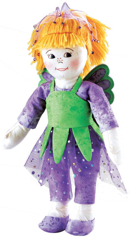 Kids Quilts - Little Fairy Doll