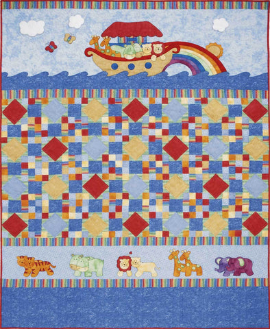 Kids Quilts - Two by Two