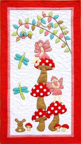 Kids Quilts - Woodland Fairies