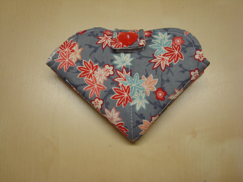 Heart Needlecase Pattern