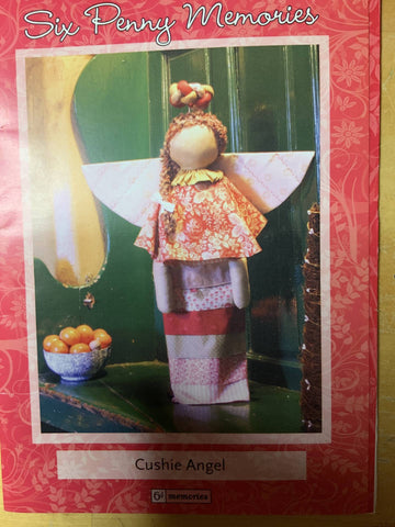 6d Memories - Cushie Angel Doll Pattern