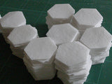Hexiform Hexagon  1 1/4""