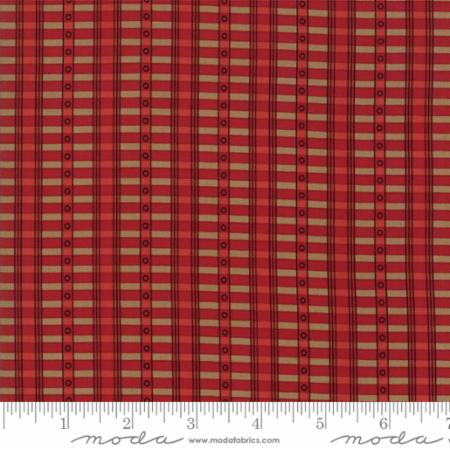 New Hope - Plaid - Red  38031 13