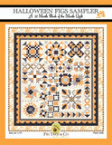 Fig Tree & Co Halloween Figs Sampler Quilt Pattern
