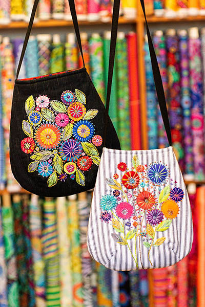 Wildflower Bags Pattern