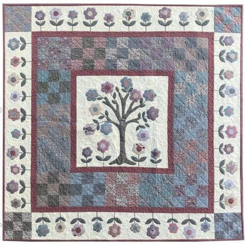 Lynette Anderson's Cherry Tree Quilt Pattern