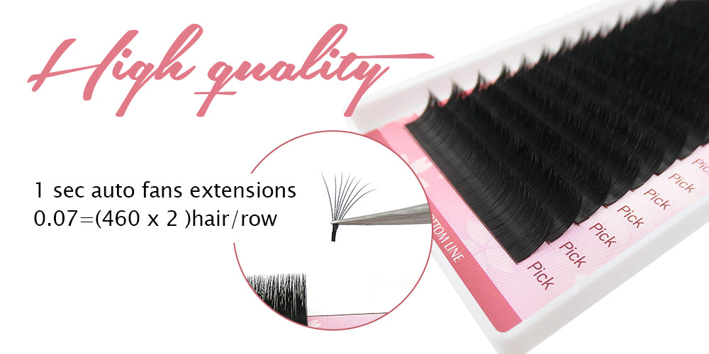 Easy Fans Lashes MissLaMode