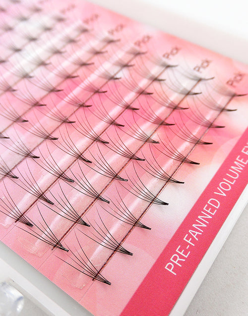 Missammode 0.07mm 5D Pre-fanned Volume Eyelash New Package