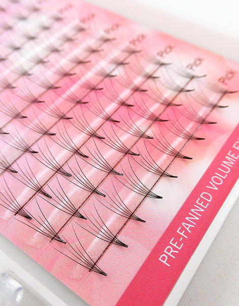 Misslamode 0.07mm 5D Pre-fanned Volume eyelash New Package