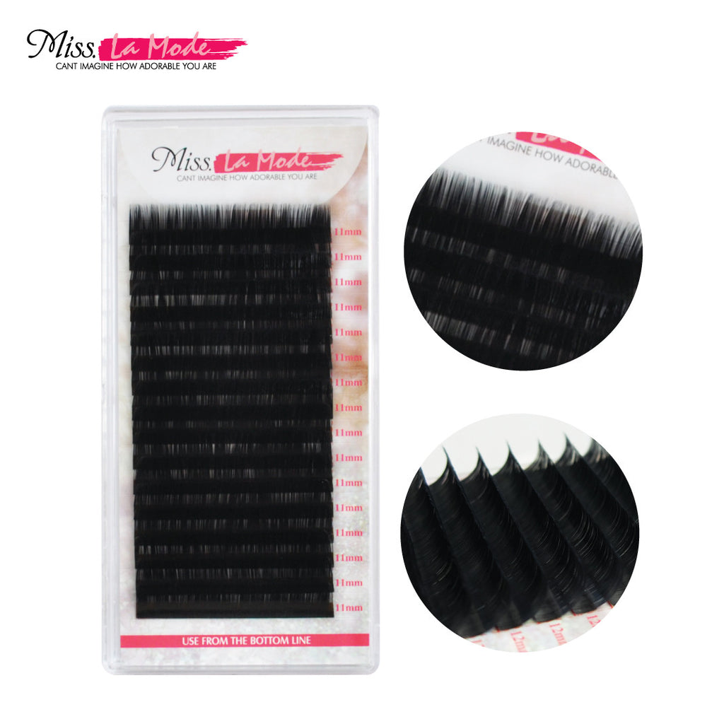 0.07mm Volume Eyelash Extensions C-Curl - Misslamode