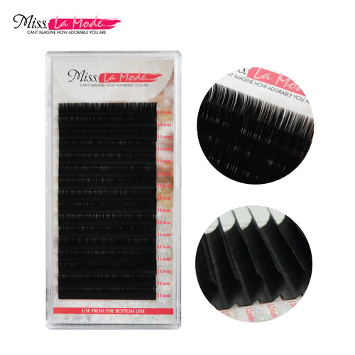 Misslamode 0.15mm Eyelash Extensions D Curl