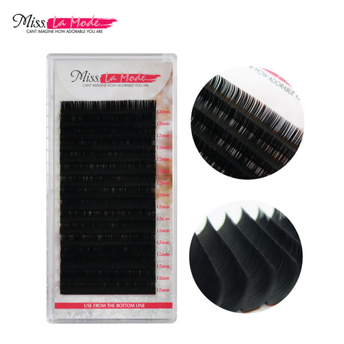 Misslamode 0.25mm Cilindra Extensions Curl - Misslamode