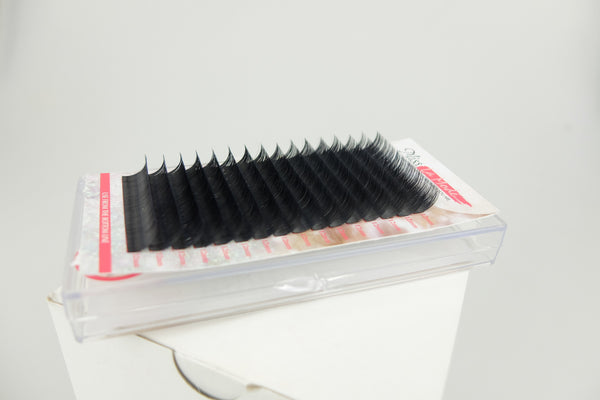 Misslamode 0.07mm Extensions Eyelash D Curl - Misslamode