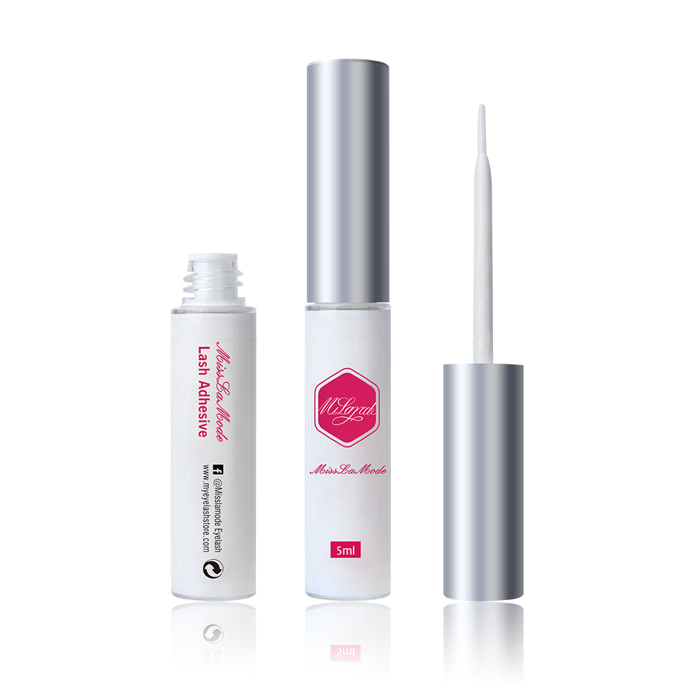 Latekso-Senpaga Stria Eyelash-Gluo 5ml - Misslamode