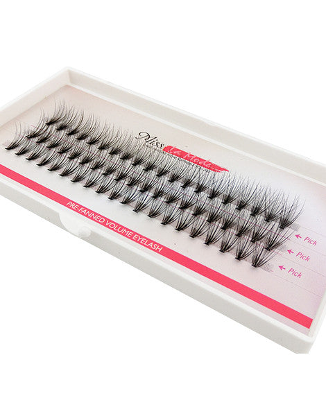 rapid cluster individual lashes