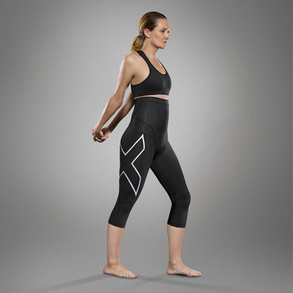 11f6e001afc81 2XU Women's Post-Natal Sport Compression 3/4 Tights   Fit and Fab ...
