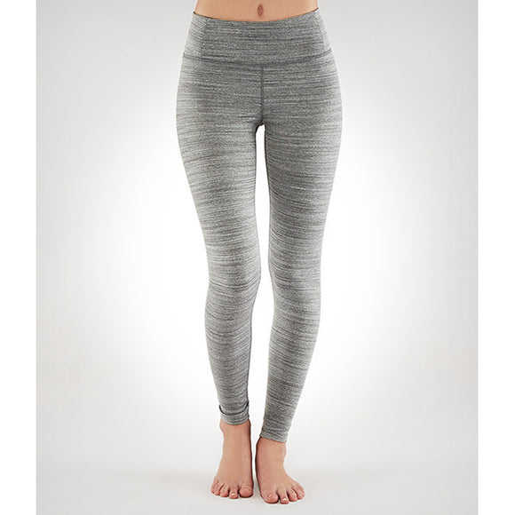 Manduka Essential Legging - Dark Heather Grey