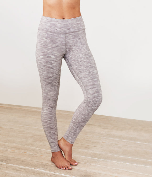 Manduka Essential Legging - Feather Grey Melange