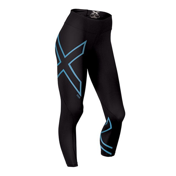 2XU Women's ICE Mid-Rise Compression Tights
