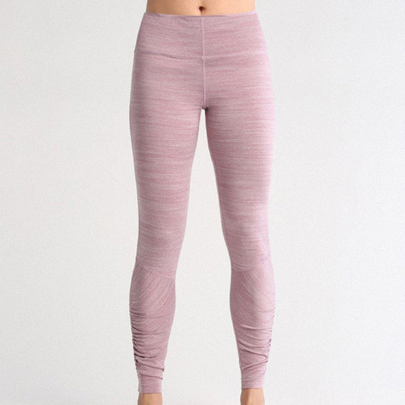 Manduka Evolve Legging - Clarity