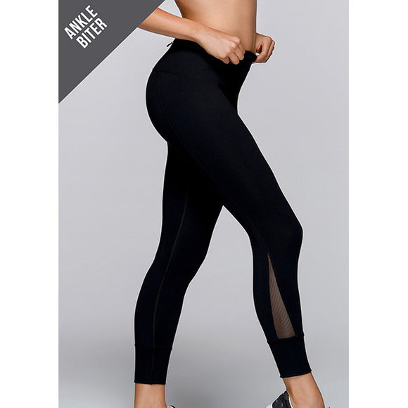 Lorna Jane Bend & Twist Ankle Biter Tight