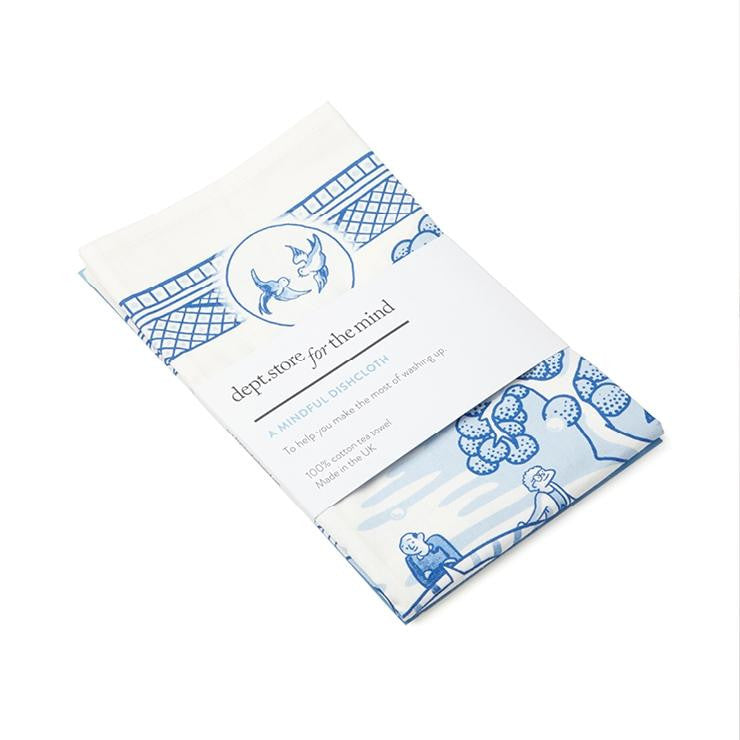 A Mindful Dishcloth