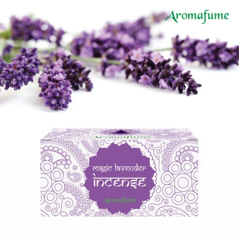 Magic Lavender - Exotic Incense Bricks