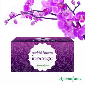 Orchid Karma - Exotic Incense Bricks