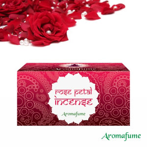 Rose Petal - Exotic Incense Bricks