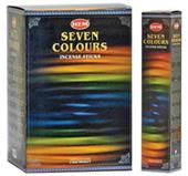 Seven Colours - Multi Fragrance