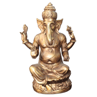 Ganesha Sitting 87cm - Soul Array - South Africa